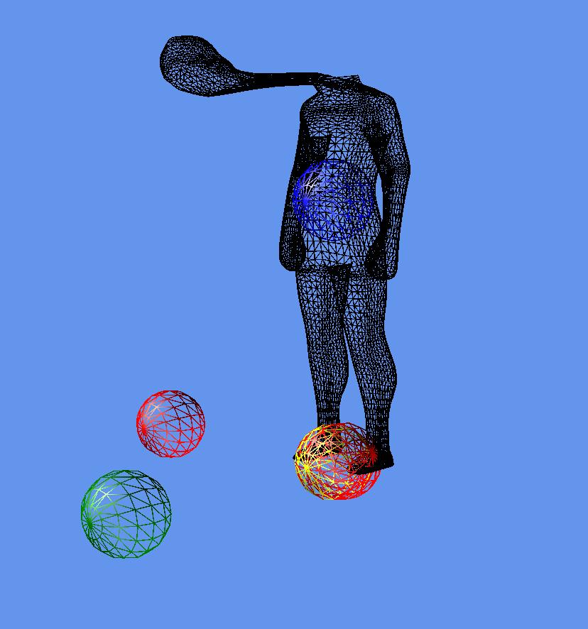 Blender to Monogame Animation Distortion - Graphics