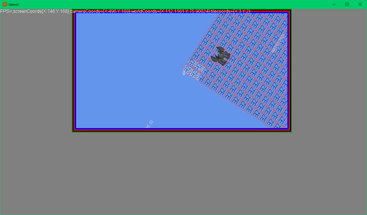 Handling tile map coordinates in addition to world, camera ...