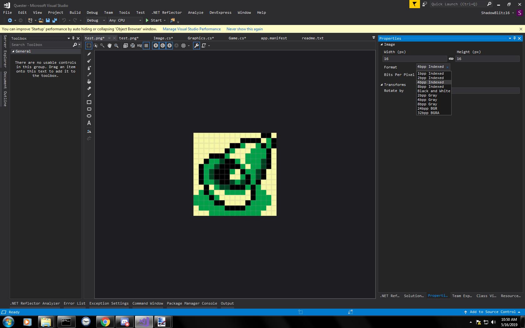 Indexed Texture2D? - Graphics - Community | MonoGame