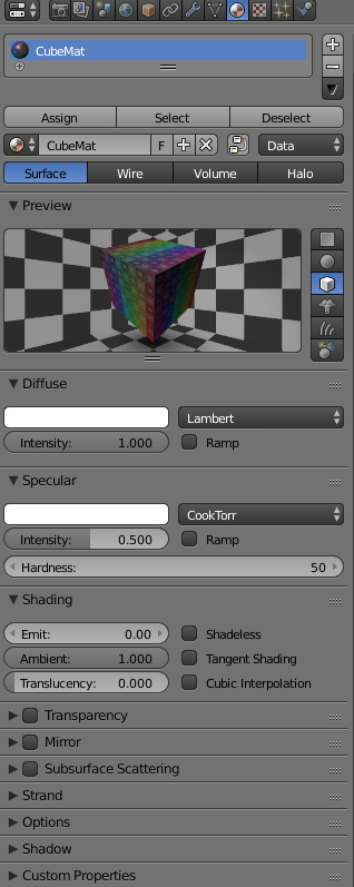 How to export, process, load and draw textured model from Blender