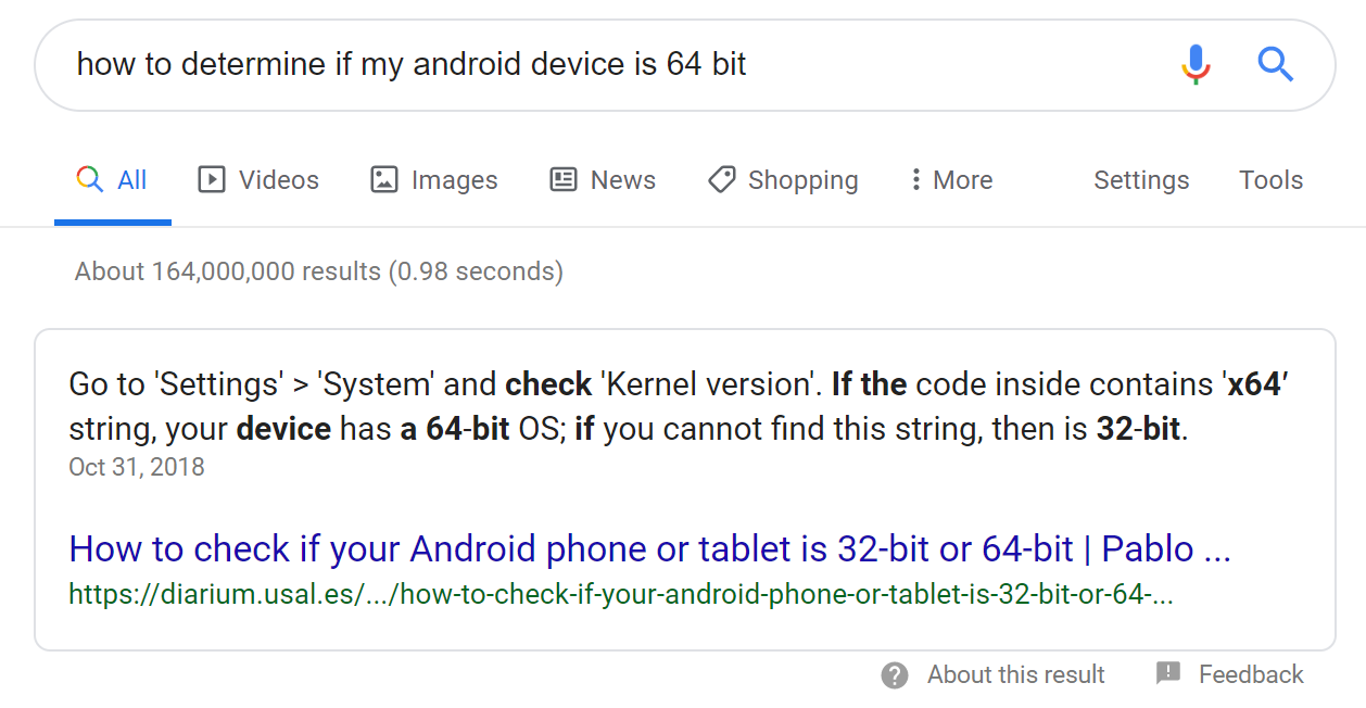 Deployment to Google Play x64 Requirement - Android